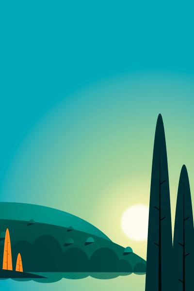 Landscape Vector Pack - Scene 3